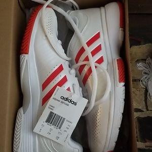 Brand new Adidas performance tennis shoes